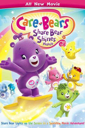 poster for Care Bears: Share Bear Shines