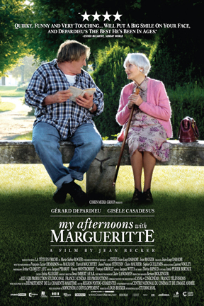 poster for My Afternoons with Margueritte
