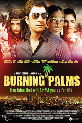 poster for Burning Palms