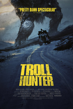 poster for Trollhunter