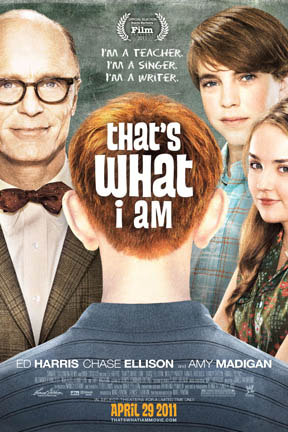 poster for That's What I Am