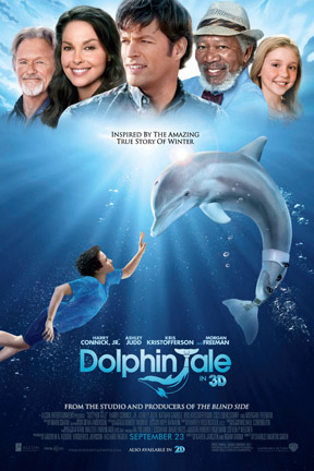 poster for Dolphin Tale 3D