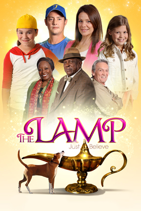 poster for The Lamp