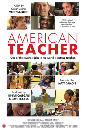 poster for American Teacher