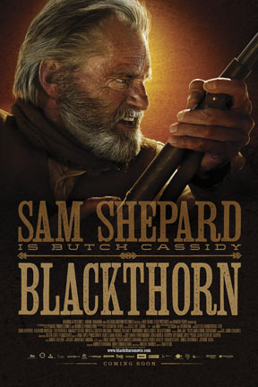 poster for Blackthorn