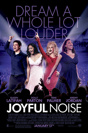 poster for Joyful Noise