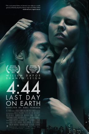 poster for 4:44 Last Day on Earth