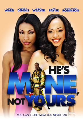 poster for He's Mine Not Yours