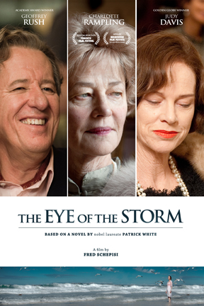 poster for The Eye of the Storm