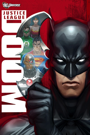 poster for Justice League: Doom