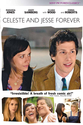 poster for Celeste and Jesse Forever