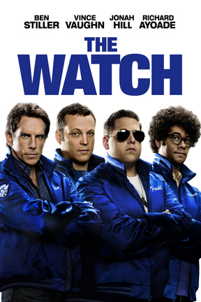 poster for The Watch