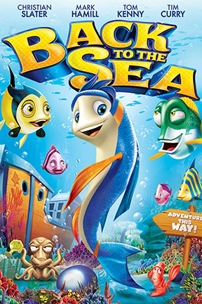 poster for Back to the Sea