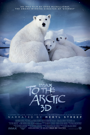 poster for To the Arctic