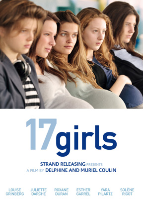poster for 17 Girls