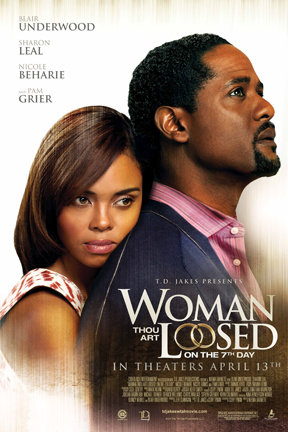 poster for Woman Thou Art Loosed: On the 7th Day