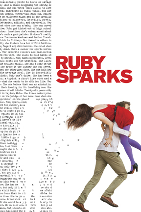poster for Ruby Sparks