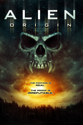 poster for Alien Origin