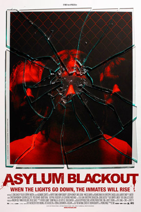 poster for Asylum Blackout