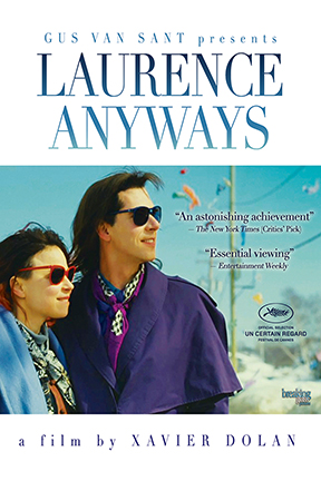 poster for Laurence Anyways
