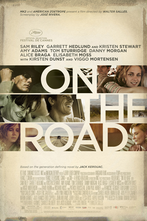 poster for On the Road