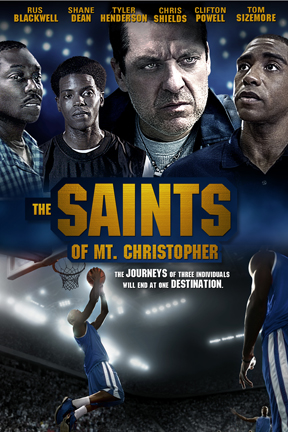 poster for The Saints of Mt. Christopher