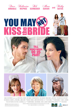 poster for You May Not Kiss the Bride