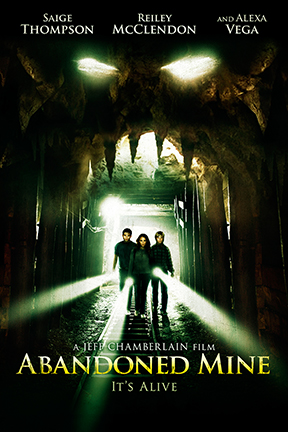 poster for Abandoned Mine