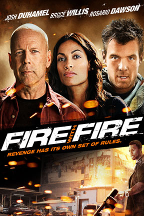 poster for Fire With Fire