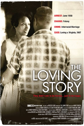 poster for The Loving Story