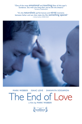 poster for The End of Love