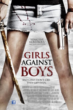 poster for Girls Against Boys