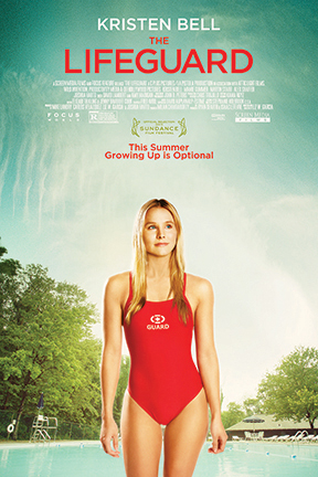 poster for The Lifeguard