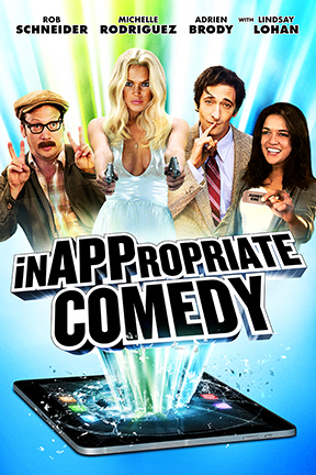 poster for InAPPropriate Comedy