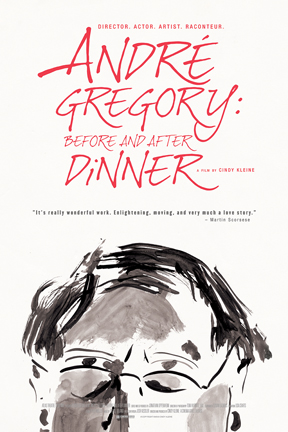 poster for Andre Gregory: Before and After Dinner