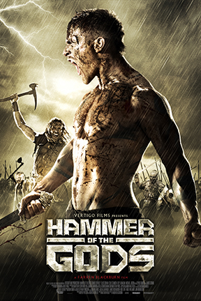 poster for Hammer of the Gods