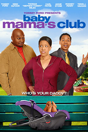 poster for Baby Mama's Club