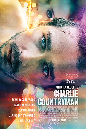 poster for Charlie Countryman