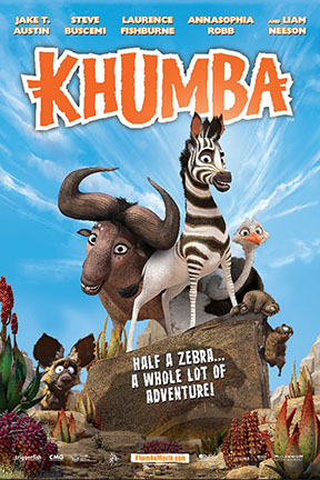 poster for Khumba