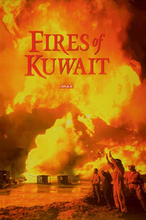 poster for Fires of Kuwait