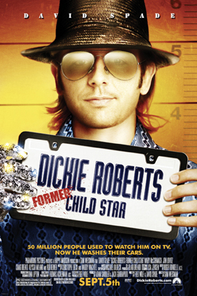poster for Dickie Roberts: Former Child Star