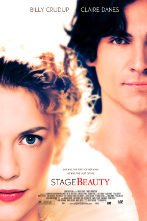 poster for Stage Beauty