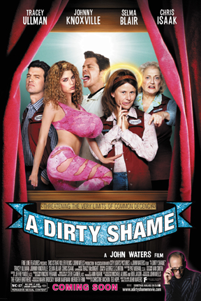 poster for A Dirty Shame