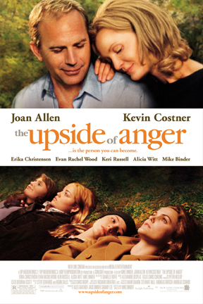 poster for The Upside of Anger