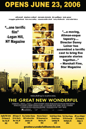 poster for The Great New Wonderful