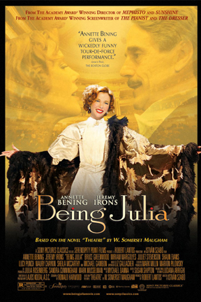 poster for Being Julia