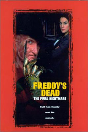 poster for Freddy's Dead: the Final Nightmare