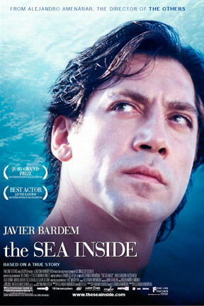 poster for The Sea Inside