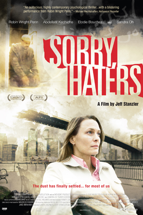 poster for Sorry, Haters