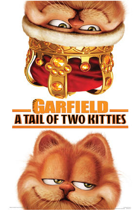 poster for Garfield 2